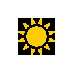 Sereno / Soleggiato