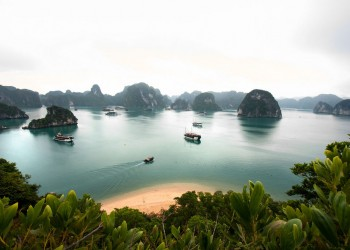la baia di Ha Long