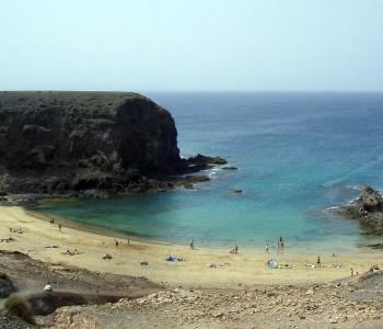 Lanzarote in novembre