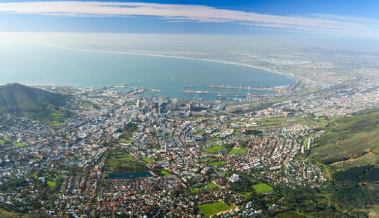 Città del Capo : Cape Town, South Africa