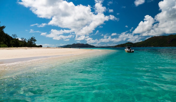 Isola di Curieuse : Landing on Curieuse Island, Seychelles