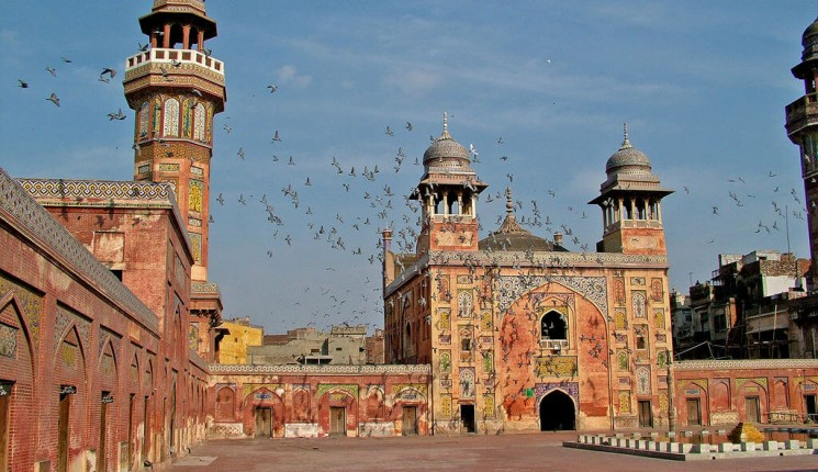Pakistan: Wazir Khan Mosque