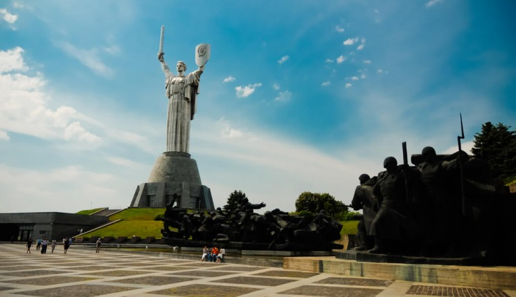 Ucraina: The Motherland Calls