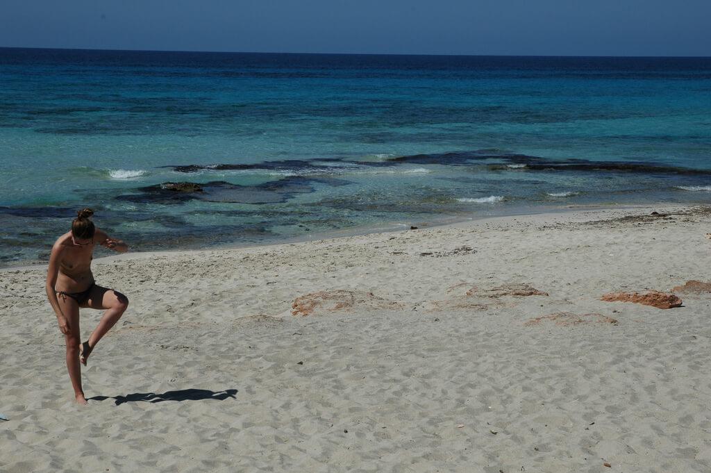 Formentera in maggio 2019 clima meteo e temperature in maggio - Formentera maggio bagno ...