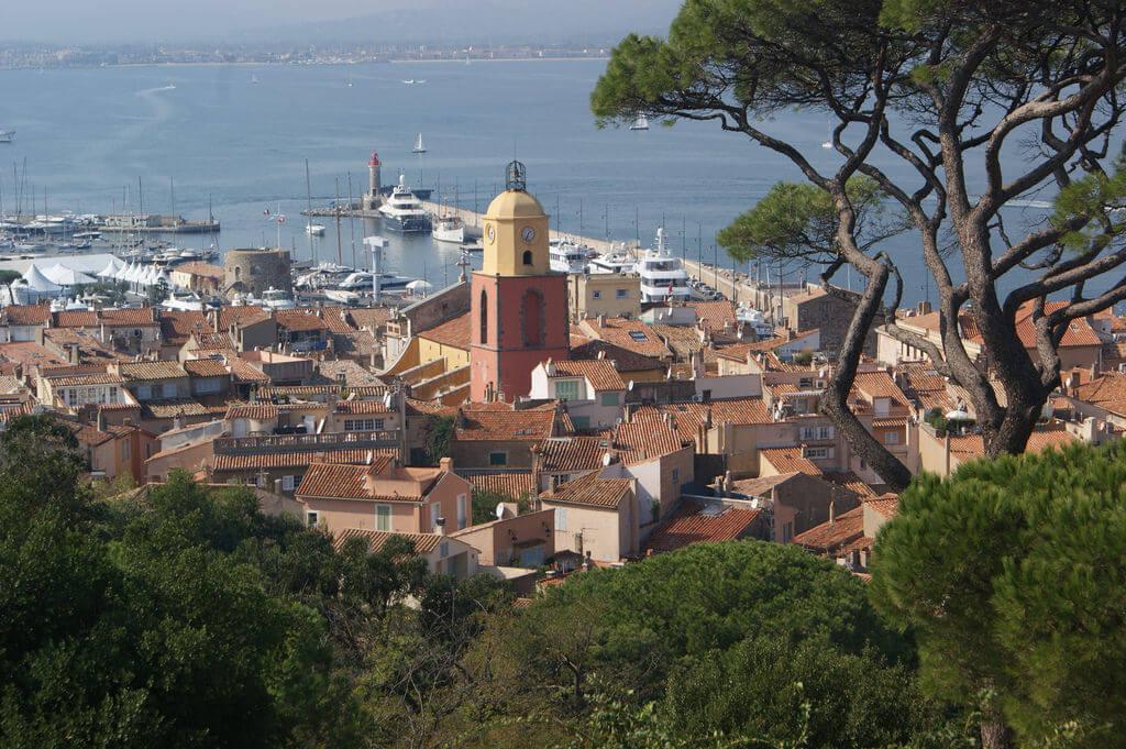Saint Tropez A Maggio 2021 Clima Meteo E Temperature A Maggio